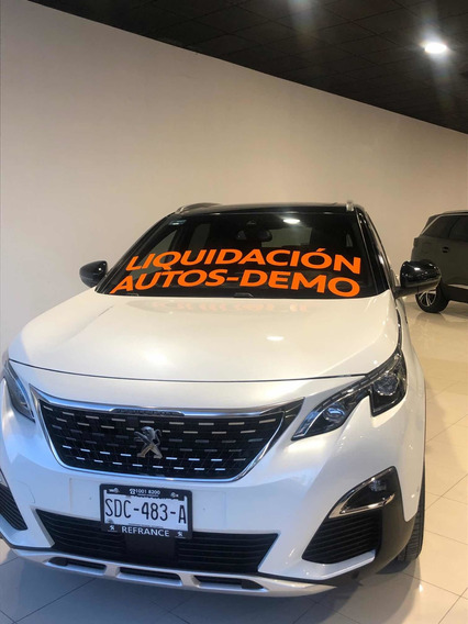 Peugeot 3008 2.0 Gt-line Hdi Tiptronic 2020