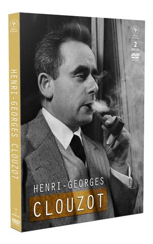 Imagem 1 de 4 de Dvd Henri-georges Clouzot - Opc - Bonellihq I19