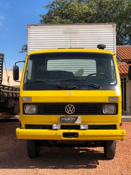 Vw 7.90 S 1991 Amarelo