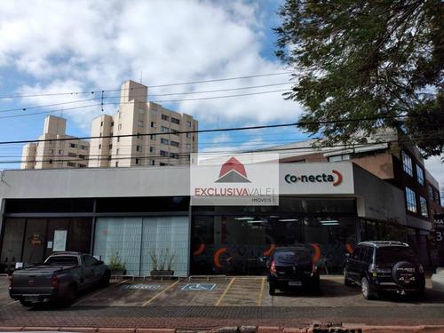 Sala Para Alugar, 67 M² Por R$ 1.940,00/mês - Vila Ema - São José Dos Campos/sp - Sa0308