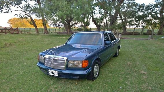 Mercedes Benz 280 Se 1984