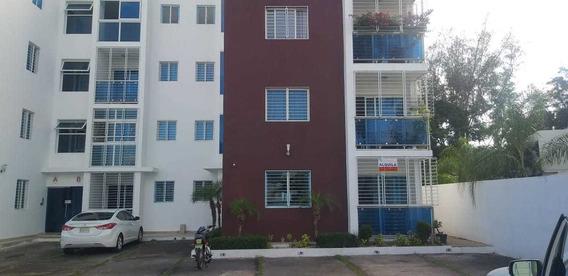 Alquilo Apartamento En Villa Maria, Santiago