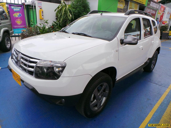 Renault Duster 2016 4x4