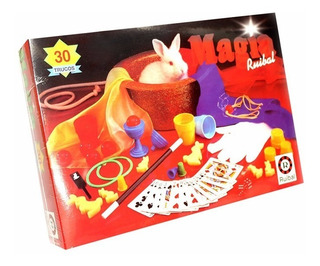 Juego De Magia Ruibal 30 Trucos Infantiles (desde 6 Años)