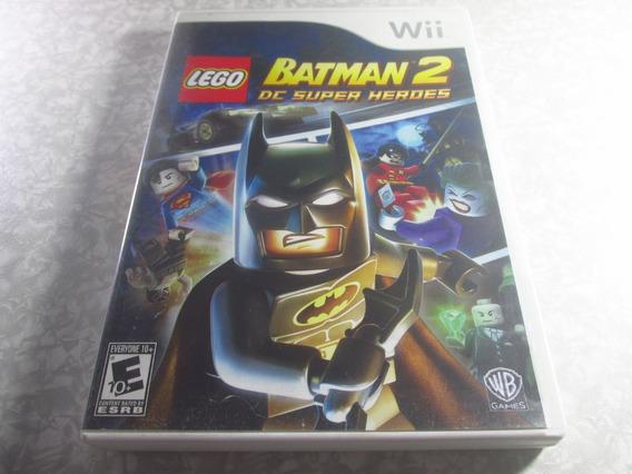 Wii - Lego Batman 2 - Original Americano