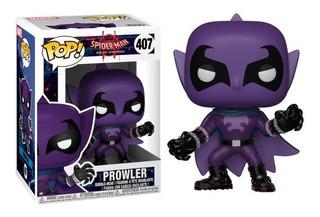 Funko Pop! Marvel: Spiderverse: Prowler #407
