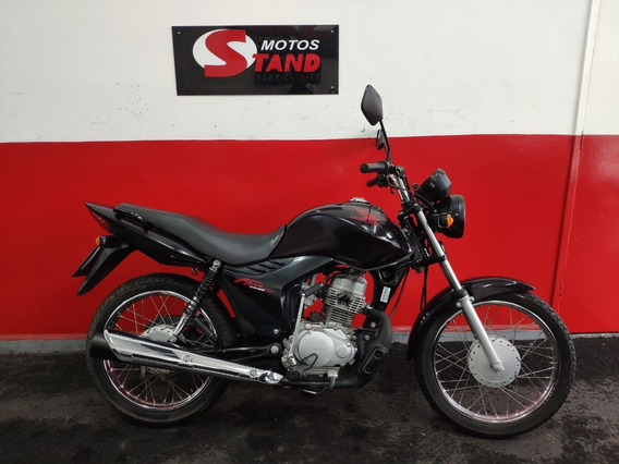 Honda Cg 125 Fan Ks 2012 Roxa Roxo