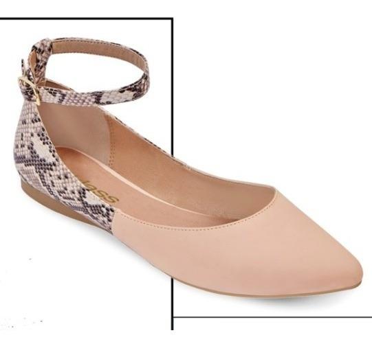 Zapato Bajo P/dama 06421 Ck O19 Uy4