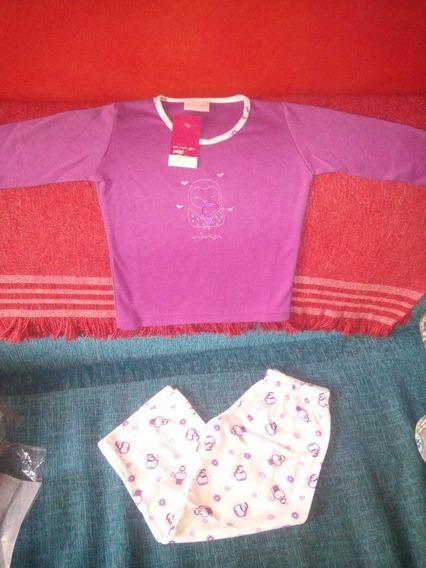 Pijamas De Invierno Nena