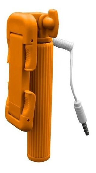 Bastao Selfie Stick P2 Multilaser - Ac284 Cabe No Bolso + Nf