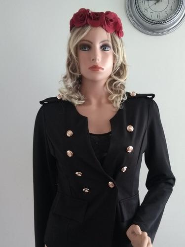 Cardenal Búho neumático  Blazer Moderno Para Mujer Chaquetas Modernas Moda 2018 | Mercado Libre