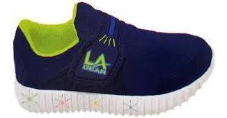 Zapatillas Lifestyle La Gear Speed Kids Niños Lak01651 On
