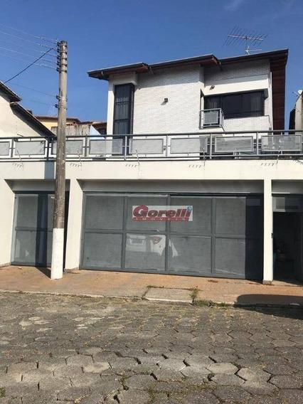 Casa Com 3 Dormitórios À Venda, 314 M² Por R$ 1.200.000,00 - Jardim Rincão - Arujá/sp - Ca1213