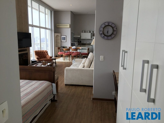 Apartamento - Brooklin - Sp - 604190
