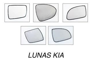 Espejos Retrovisor Luna Para Carros Kia