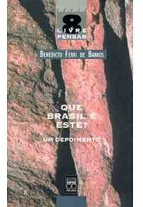Que Brasil E Este? Serie Livre Pensar - Vol 8
