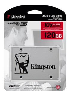 Kingston Ssd Disco Estado Solido 120 Gb Sata (gadroves)
