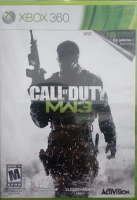 Call Of Duty Modern Warfare 3 Xbox 360 Lacrado Envio Imediat