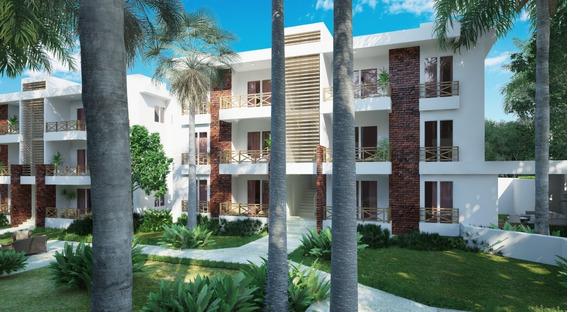 Nuevo Proyecto De Apartamentos En Las Terrenas