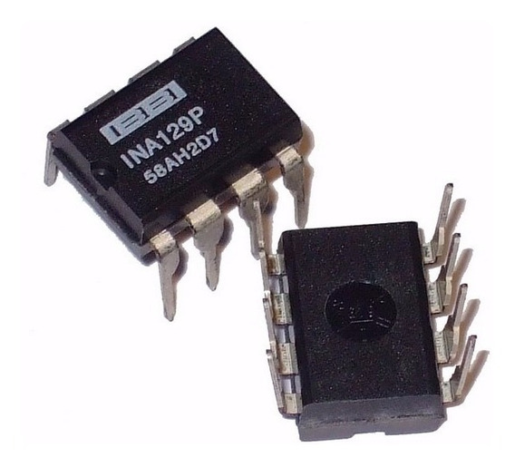 Ina131 - Ina126 Amplif De Instrumentación