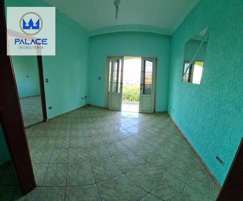 Imagem 1 de 12 de Casa Com 2 Dormitórios Para Alugar, 130 M² Por R$ 900,00/mês - Jardim Novo Horizonte - Piracicaba/sp - Ca0964