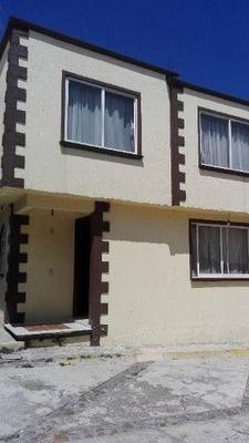 Casa En Renta En Cuautilán Izcalli! . Excelente Estado De Conservación. Agenda Tu Cita