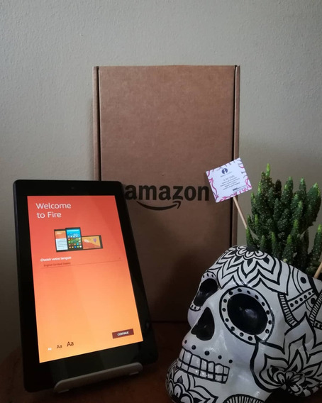 Tablet Amazon Kindle Fire (7ma Gen) 8 Gb Hd Android Nuevas.