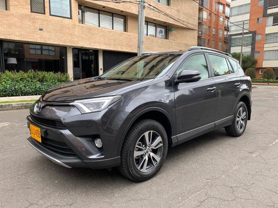 Nueva Toyota Rav 4 Street 4x2 Para Estrenar