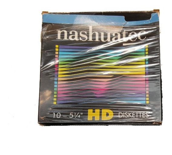 Caixa De Disquete 5.25 (10 Unidades Por Caixa)