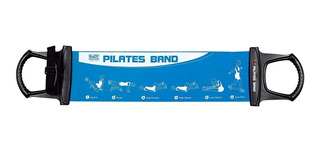 Banda Elastica Ancha Resistente Fuerte Con Manijas Body 2350