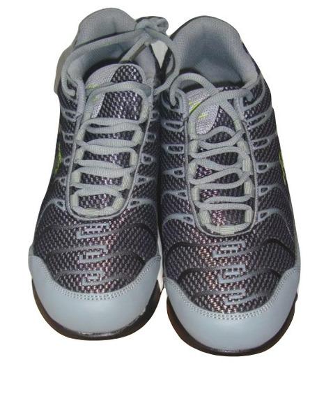 Zapatos Deportivos Talla 42 Color Gris Plateado Hummer H2