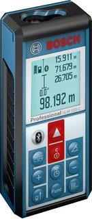Glm 100 C- Medidor Distancia Laser (bluetooth) Bosch