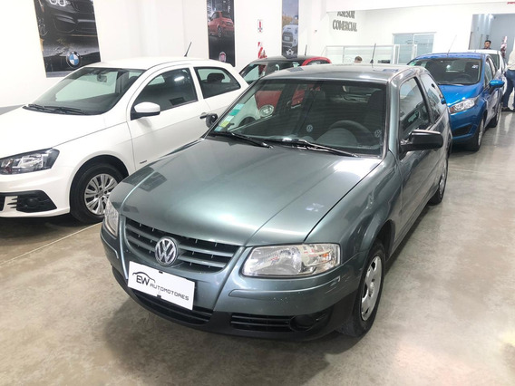 Volkswagen Gol Power 3p Verde 100% Financiado
