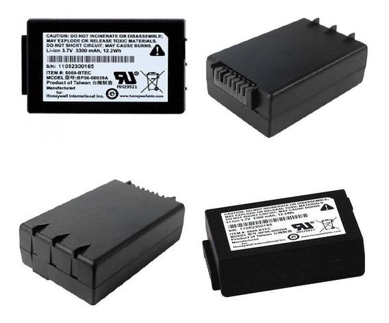 Bateria Honeywell Coletor De Dados Dolphin 6500 3300mah Nf-e
