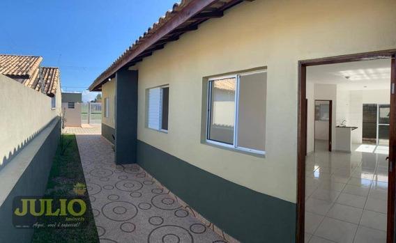 Entrada R$ 49.900 E Assume Parcelas R$ 899,01! Casa Com 2 Dormitórios, Cibratel Ii - Itanhaém/sp - Ca3928