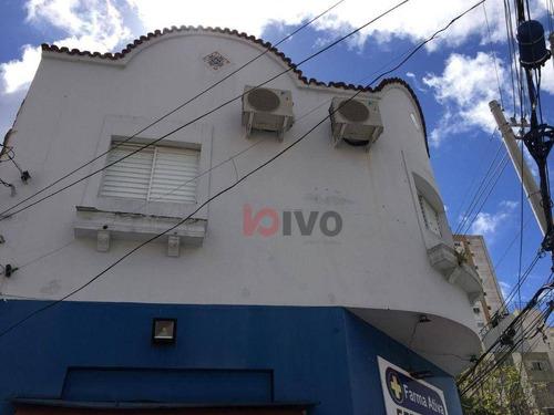 Casa  2 Quartos 100 M² Úteis  R$ 2.000 Vila Clementino Sp - Ca0249