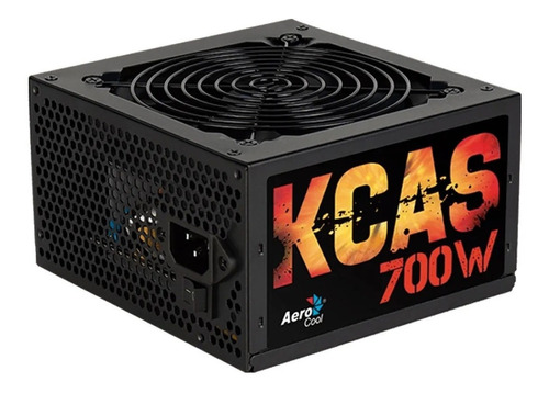 Fuente Gamer Aerocool Kcas 700w 80 Plus Bronze Full Range