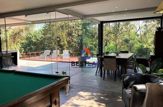 Casa Com 4 Dormitórios À Venda, 281 M² Por R$ 1.565.593 - Golf Gardens - Carapicuíba/sp - Ca0824