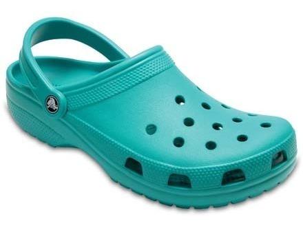 Zapato Crocs Infantil Classic K Tropical Teal