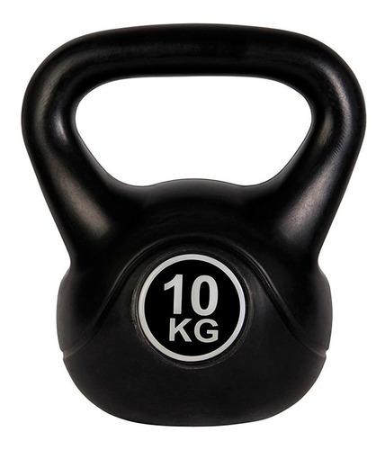 Pesa Rusa Kettlebell 10kg Recubierta Pvc