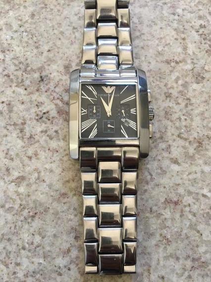 Relógio Emporio Armani Ar 0186 Original