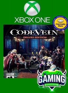 Code Vein Deluxe Edition Xboxone Offline