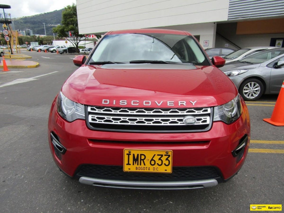 Land Rover Discovery Sport 2.0 Hse S4