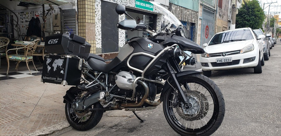 Bmw R 1200 Gs Adventure Triple Black Nao Honda Yamaha Kawaza