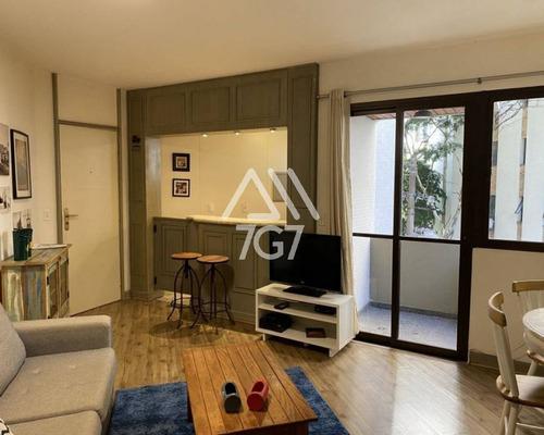 Imagem 1 de 17 de Apartamento À Venda No Jardim Paulistano - Ap13982 - 69673164