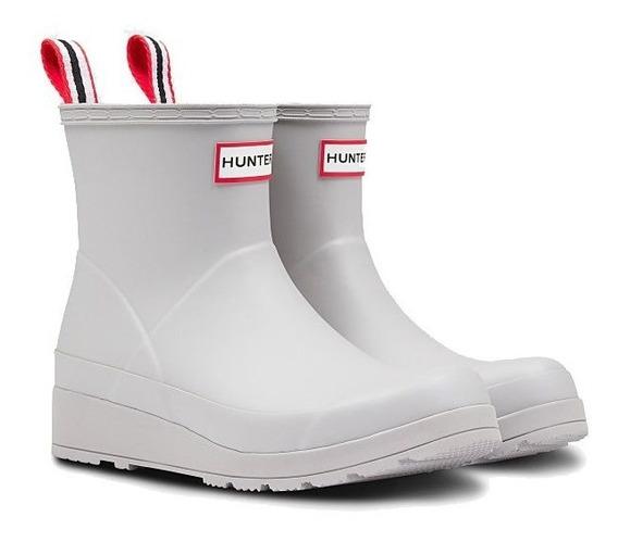 Bota De Lluvia Hunter Original Play Boots Short Mas Colores