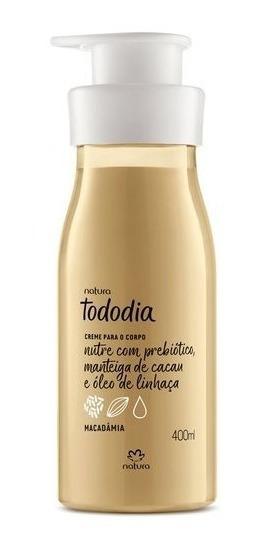 Hidratante Corporal Macadâmia - Natura Todo Dia 400ml 01/21