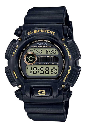 Relógio Casio Original G-shock Masculino Dw-9052gbx-1a9d