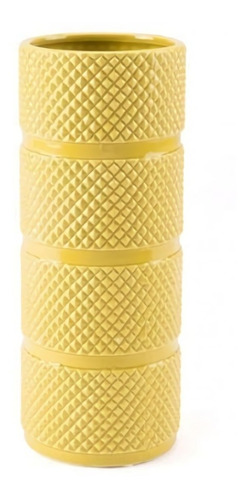 Jarron Modelo Inca - Amarillo Këssa Muebles