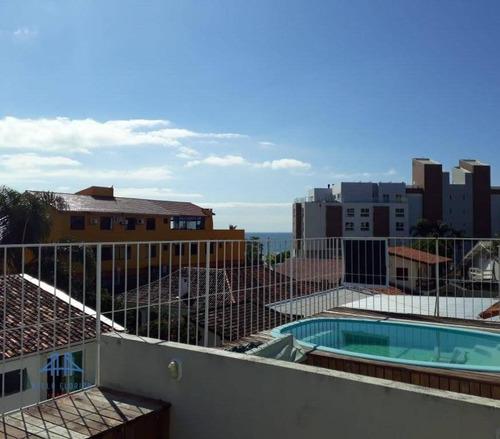 Imagem 1 de 19 de Pousada À Venda, 550 M² Por R$ 2.200.000,00 - Ingleses Do Rio Vermelho - Florianópolis/sc - Po0006